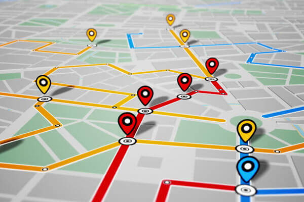 Obtaining Location Sensitive Mobile Application Patent
